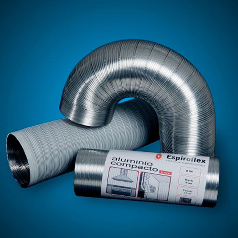 Aluminio Compact. Retrac. 120 3 M.