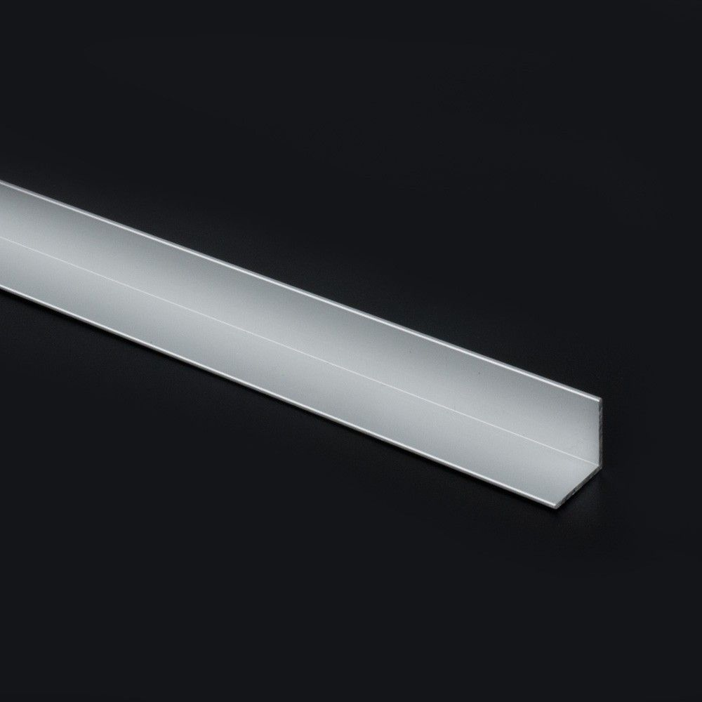 Cantonera de Aluminio anodizado mate
