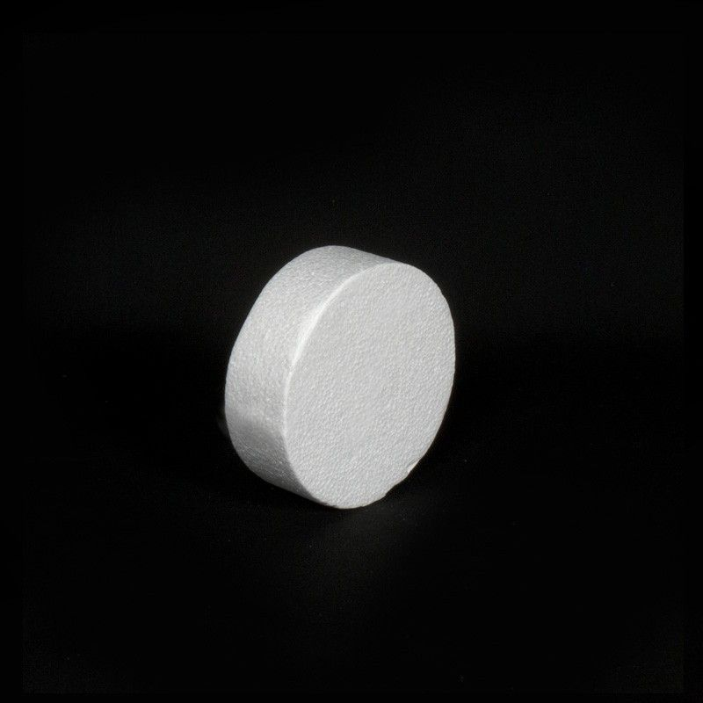 Disco de Porexpan (Poliestireno expandido)