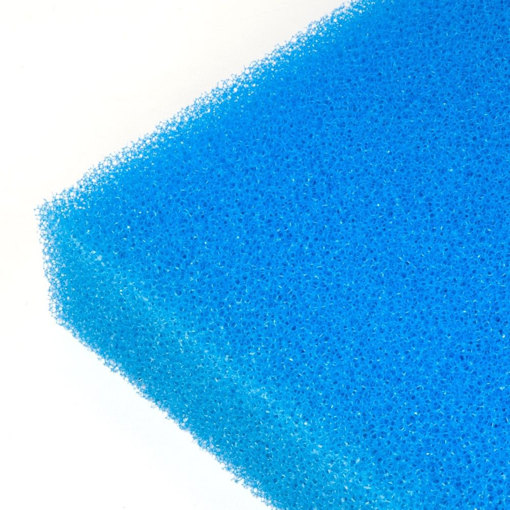 Espuma filtrante agua 21 kg/m3 (porosidad 10 a 45)