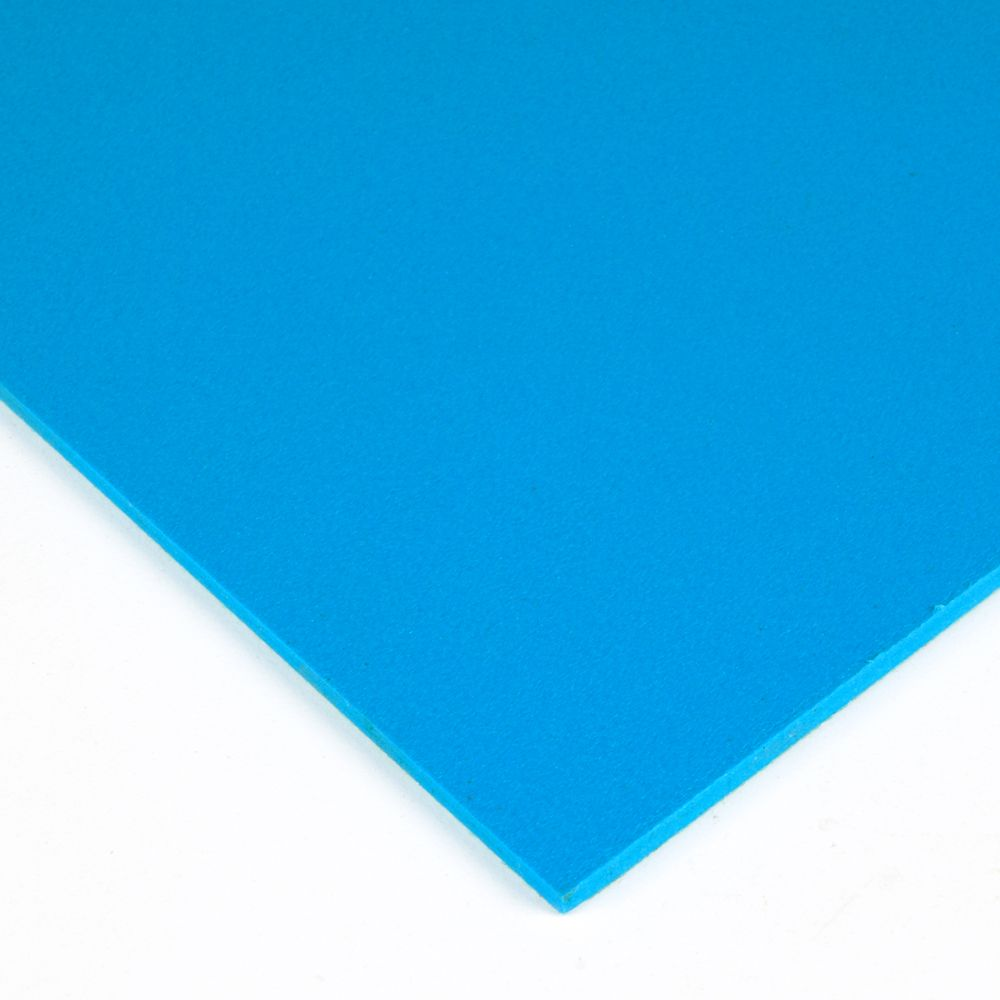 Plancha PVC espumado colores (Forex)