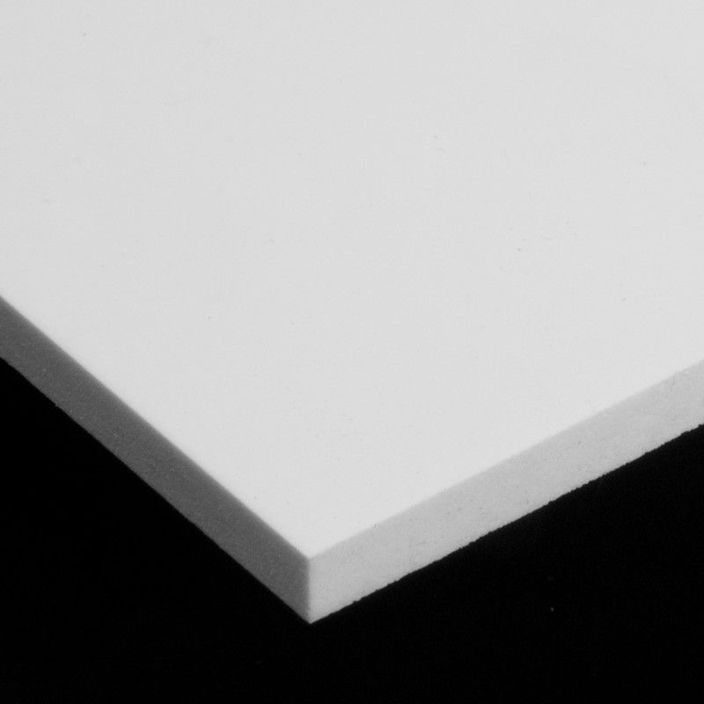 Plancha PVC espumado blanco (Forex)