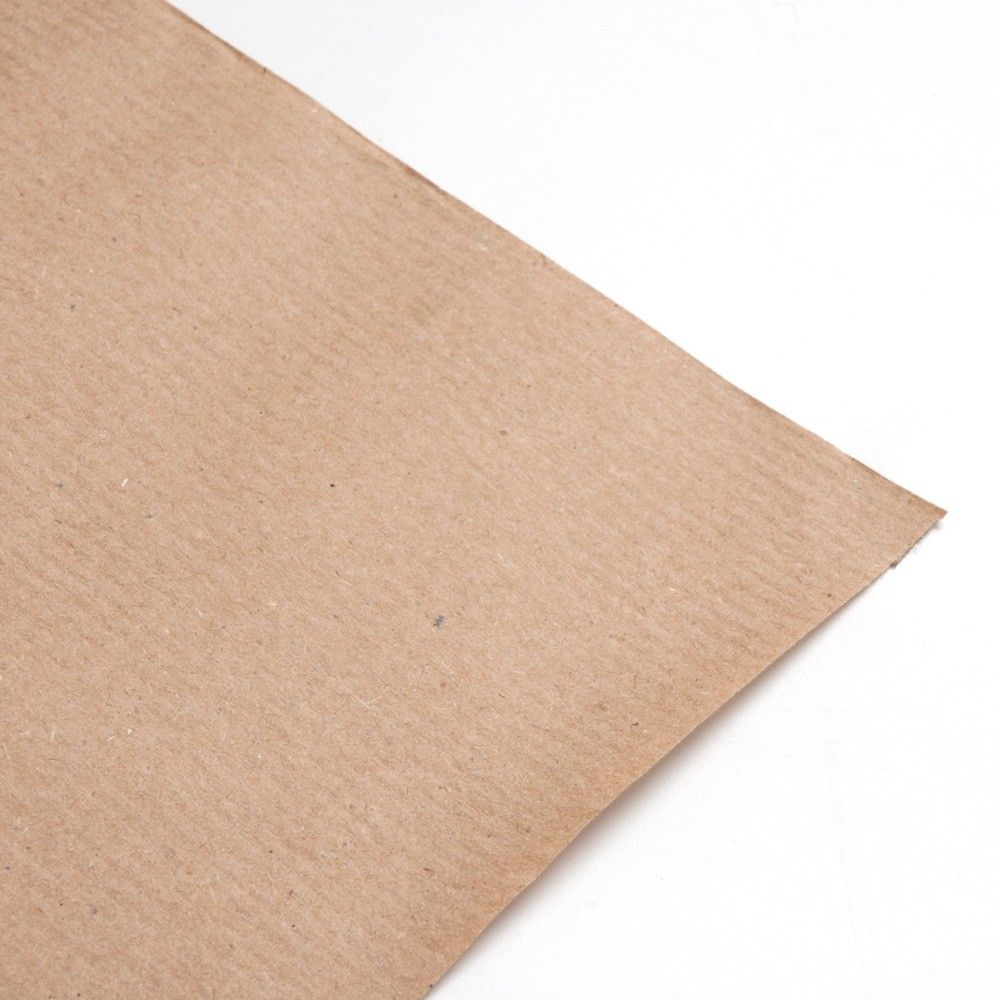 Rollo de papel Kraft marrón